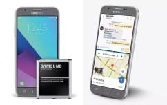 Batería y pantalla del Samsung Galaxy J3 2017