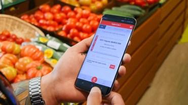Uso de la aplicación Día en el Samsung Galaxy S8