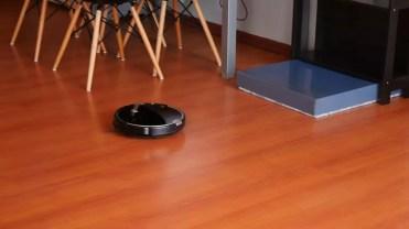 Robot iLife A6 Robot en funcionamiento