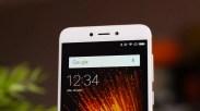 Frontal del Xiaomi Redmi 4X