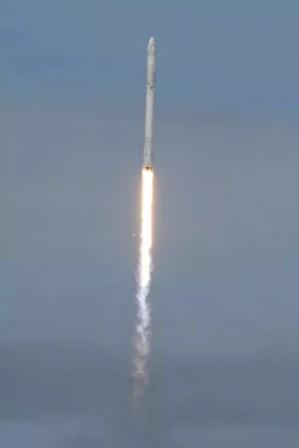Lanzamiento Falcon SpaceX