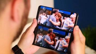 Calidad pantala Samsung Galaxy S8 y HTC U11