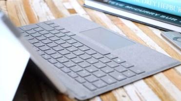 Teclado Alcantara Microsoft Surface Pro