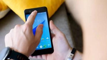 Uso pantalla Elephone P8 Mini