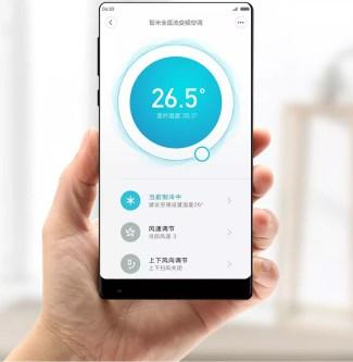 Aplicación control aire acondicionado Xiaomi