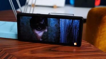 Calidad del panel del Samsung Galaxy Note 8