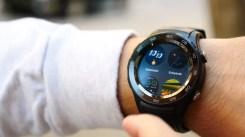 Imagen frontal del Huawei Watch 2
