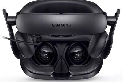 Interior gafas Samsung