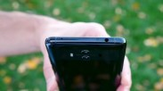 Toma de auriculares del Huawei Mate 10
