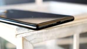 Imagen del puerto USB del Xiaomi Mi Mix 2