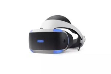 Imagen frontal PlayStation VR