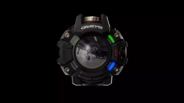 Frontal Casio G'z EYE