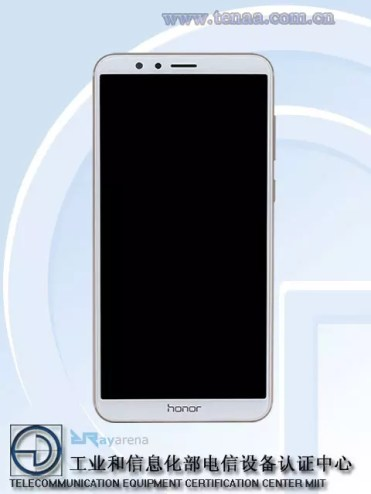 Frontal del Honor V10