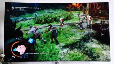 Jugando con la Xbox One X