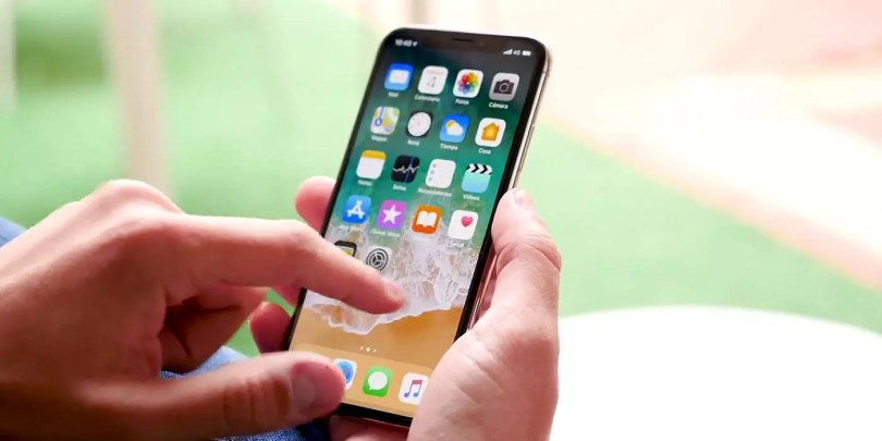 Teléfono iPhone X