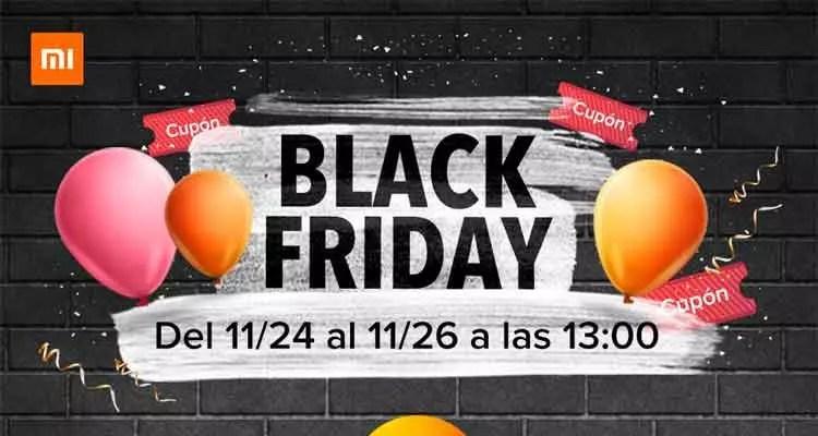 50 mviles Xiaomi a 1 euro para celebrar el Black Friday en Espaa