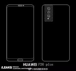Cámaras Huawei P20 Plus