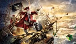 santa pirata