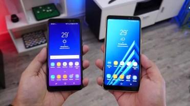 uso Samsung Galaxy A8