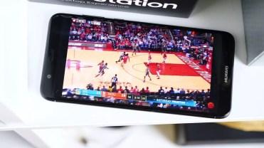 panel integrado en el Huawei P Smart