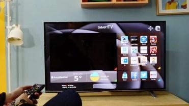 Smart TV Haier U55H7000