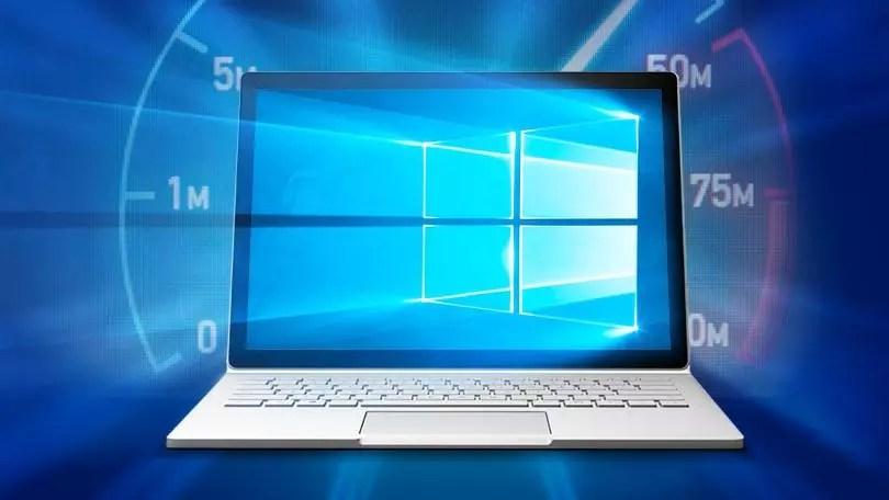 Acelerar ordenador con Windows