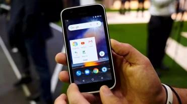 Android Go en el Nokia 1