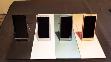 Colores del teléfono Sony Xperia XZ2 Comapct