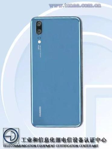 Huawei-P20-trasera