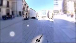 Grabando con la cámara Huawei EnVizion 360