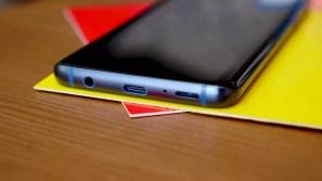 Puerto USB del Samsung Galaxy S9