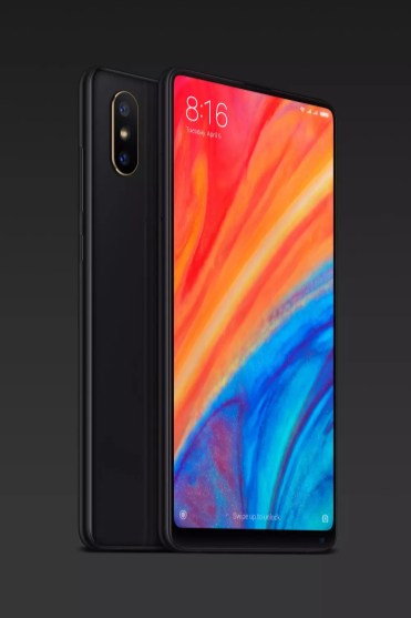 Xiaomi Mi Mix 2S color negro