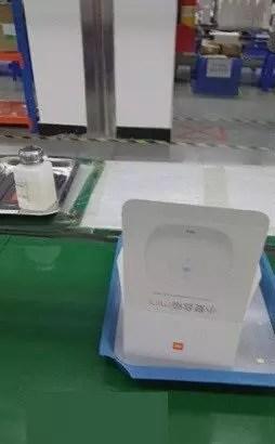 Caja del Xiaomi Mini AI Speaker