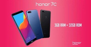 Colores Honor 7C