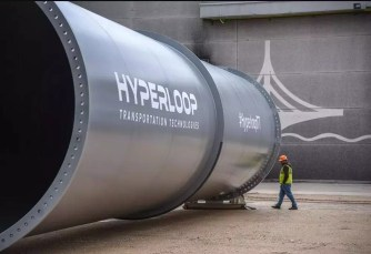 Túnel en Francia de Hyperloop