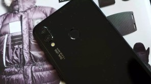 lector de huellas del Huawei P20 Lite