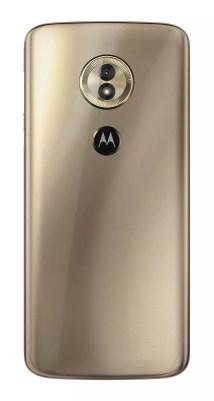 Imagen trasera Motorola Moto G6 Play