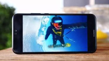 Calidad de la pantalla del Huawei P20 Lite