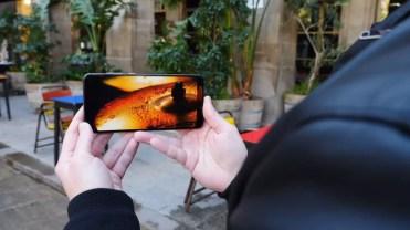 Calidad de la pantalla del Huawei P20 Pro