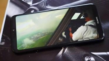 Calidad del panel del Huawei P20 Lite