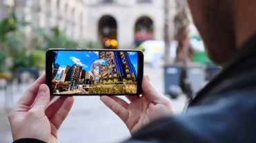 Calidad del panel del Huawei P20 Pro