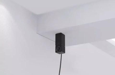 Colocación cámara de Xiaomi