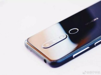 Acabado en cristal del Nokia X