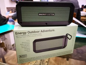 Caja del altavoz Energy Outdoor Box Adventure