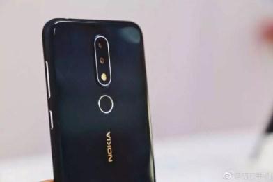 Ubicación lector de huellas del Nokia X