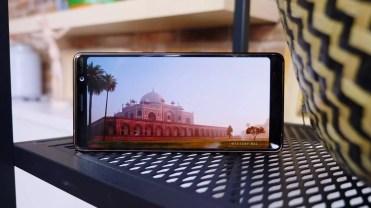 Calidad del panel del Nokia 7 Plus