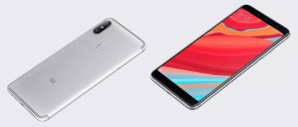 Diseño del Xiaomi Redmi S2