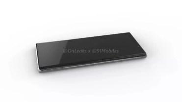 Imagen frontal Samsung Galaxy Note 9