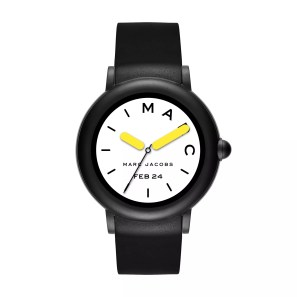 Reloj Marc Jacobs Riley de color negro