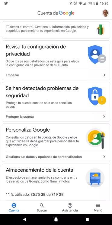 Opciones-Cuenta-de-Google